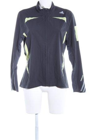Adidas Windstopper blau-grün sportlicher Stil