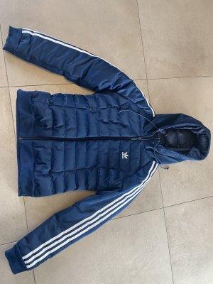 Adidas Kurtka zimowa ciemnoniebieski