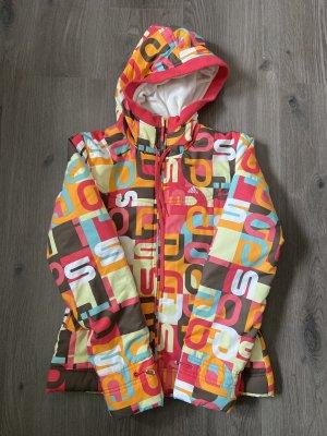 Adidas Giacca invernale multicolore