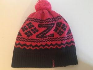 Adidas Wintermütze Mütze pink schwarz