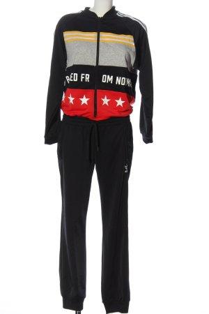 Adidas x Rita Ora Jersey Twin Set grafisches Muster sportlicher Stil