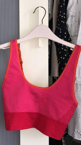 Adidas by Stella McCartney Bra raspberry-red-carmine