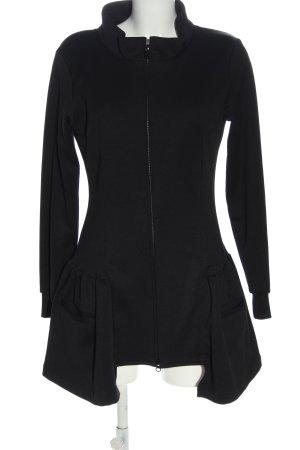 Adidas Y3 Short Coat black casual look