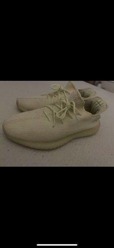 Yeezy Zapatillas altas amarillo claro