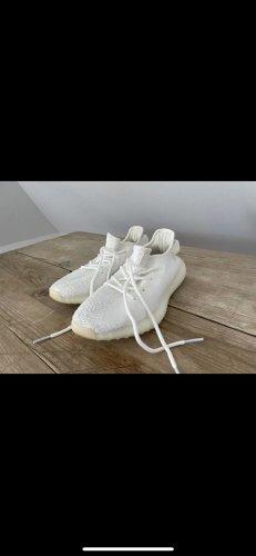 Yeezy Zapatillas altas blanco