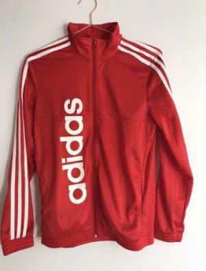 Adidas Sports Jacket black-red