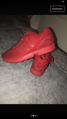 Adidas Skaterschoenen rood