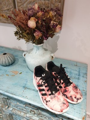 Adidas Lace-Up Sneaker rose-gold-coloured