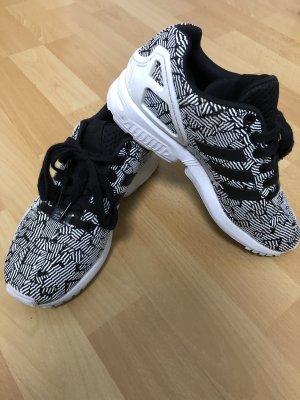 Adidas ZX Flux Schuhe schwarz weiß