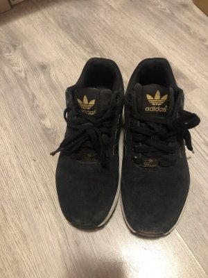 Adidas zx flux schwarz/gold