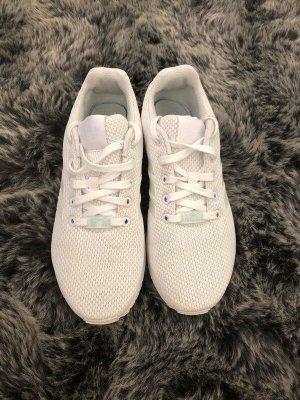 Adidas Sneaker stringata bianco