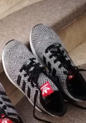 Adidas Sneaker slip-on bianco-nero