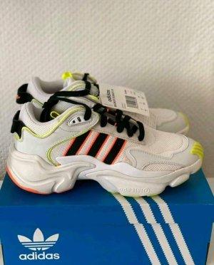 Adidas Zapatillas altas blanco