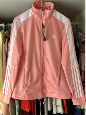 Adidas Originals Sports Jacket pink-white