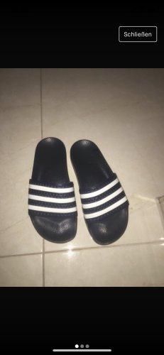 Adidas Outdoor Sandals dark blue