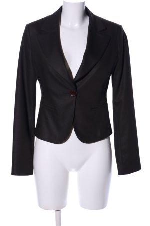 adilisk Short Blazer black business style