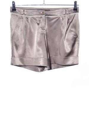 adilisk Short gris clair élégant