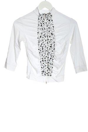 adilisk Sweatshirt blanc style décontracté
