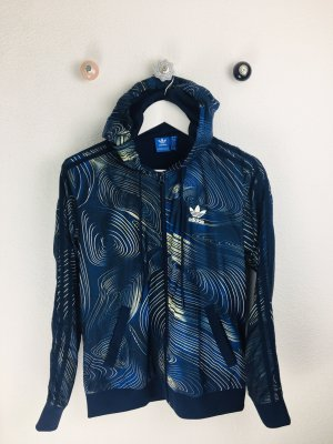 Adidas Originals Raincoat blue-dark blue