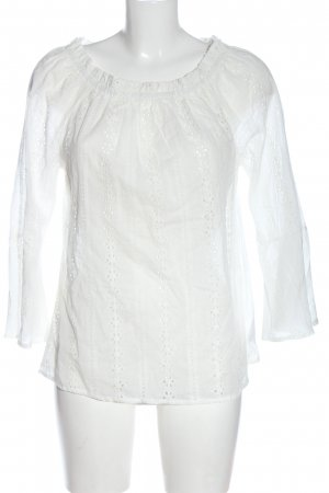 ADIVA Carmen-Bluse weiß Elegant