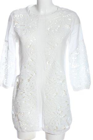 ADIVA Schlupf-Bluse weiß Elegant