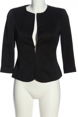 adl Short Blazer black business style