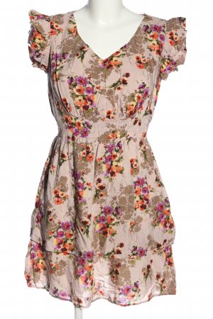 adl Shortsleeve Dress allover print casual look