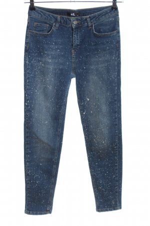 adl Stretch Jeans blau Casual-Look