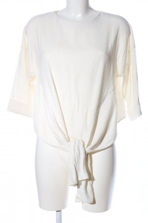 adl Wraparound Blouse natural white casual look