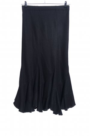 Admont Glockenrock schwarz Elegant