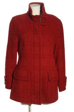 Admont Cappotto invernale rosso stile casual