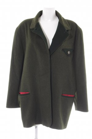 Admont Wool Jacket dark green classic style