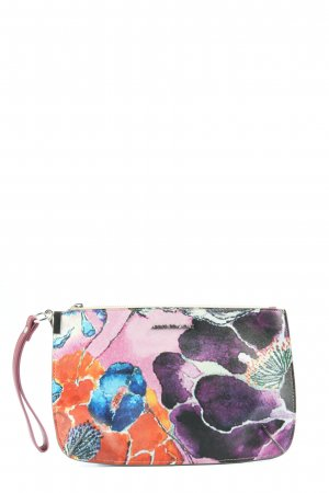 Adolfo Dominguez Clutch Allover-Druck Casual-Look