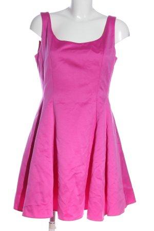 Adolfo Dominguez Cocktailkleid pink Casual-Look