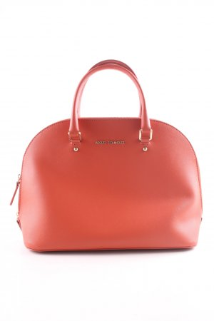 Adolfo Dominguez Handbag red business style