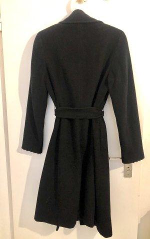 Adolfo Dominguez Wool Coat black