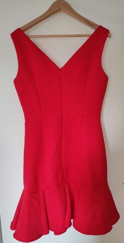 Adolfo Dominguez Suknia wieczorowa czerwony