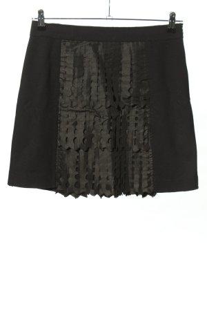 Adolfo Dominguez Miniskirt black casual look