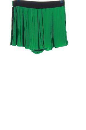 Adolfo Dominguez Shorts green-black casual look