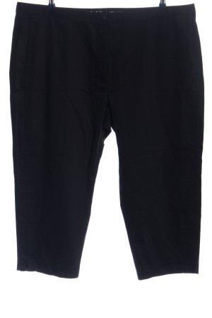 Adolfo Dominguez Pantalone jersey nero stile casual