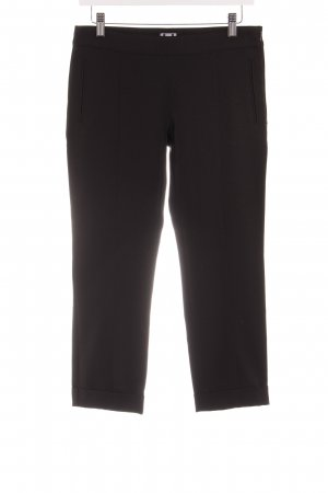 Adolfo Dominguez Jersey Pants black business style