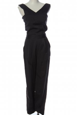 ADPT. Jumpsuit black casual look