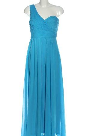 Adrianna Papell Robe de soirée bleu élégant