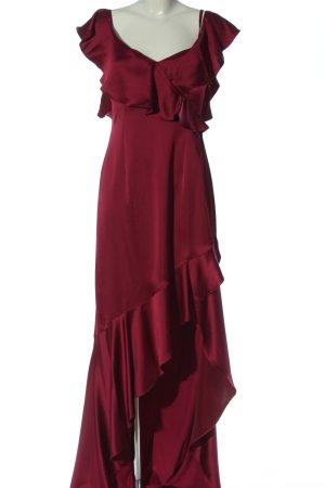 Adrianna Papell Abendkleid rot Elegant