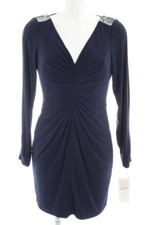 Adrianna Papell Abendkleid dunkelblau Elegant