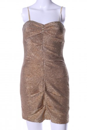 Adrianna Papell Vestido de cóctel marrón elegante