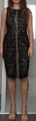 Adrianna Papell Kleid 36 NEU NP 220€