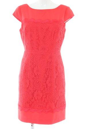 Adrianna Papell Midi-jurk rood elegant