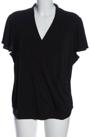 Adrianna Papell Camiseta negro look casual