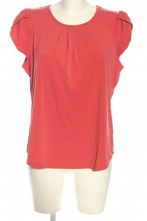 Adrianna Papell T-shirt rosso stile casual